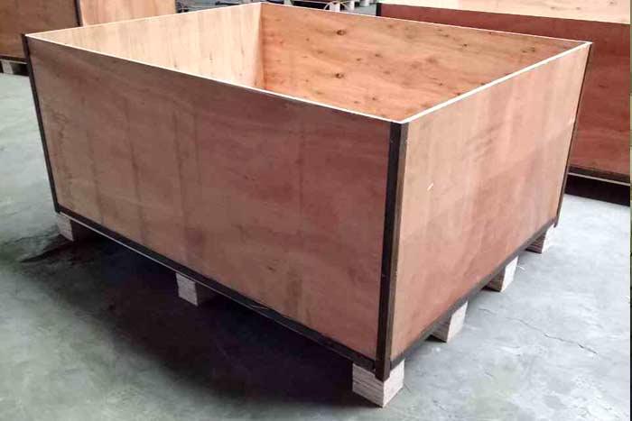 加强型钢边箱