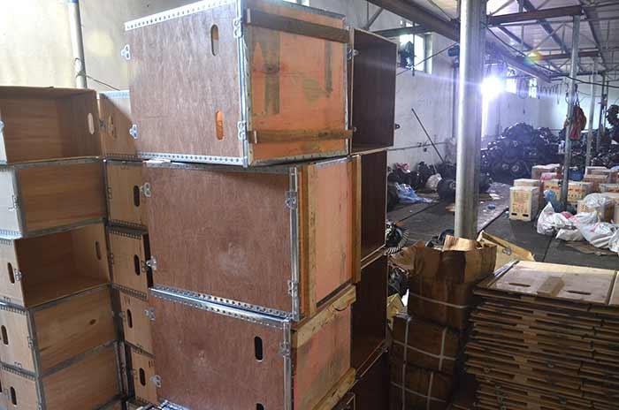 国内木箱包装