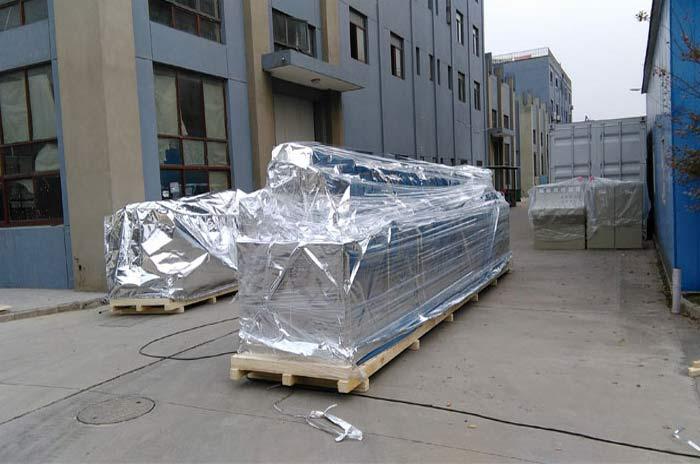 大型设备真空木箱包装