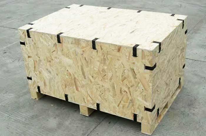 卡扣木包装箱