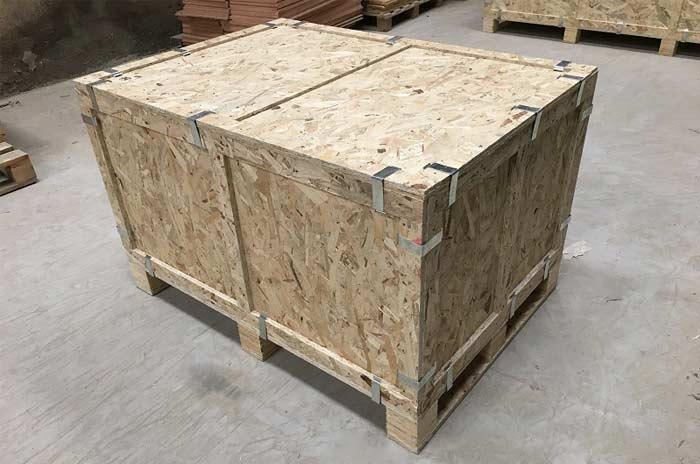重型出口卡扣木箱