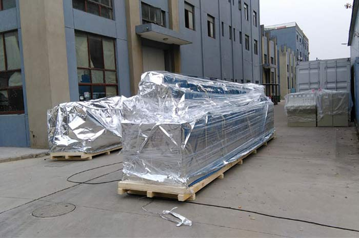 大型机械设备真空木箱包装