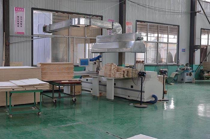 木箱包装生产车间2