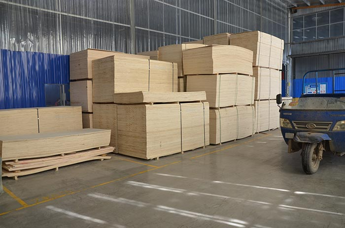 原材料胶合木板