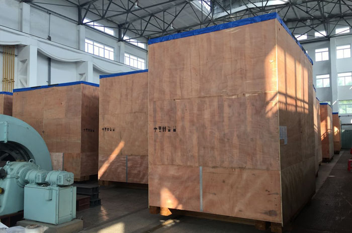 重型设备出口木箱