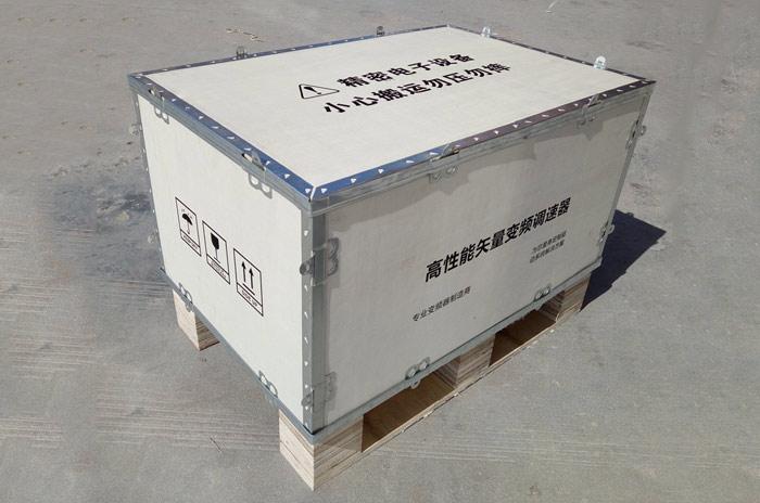 六片组合钢边箱