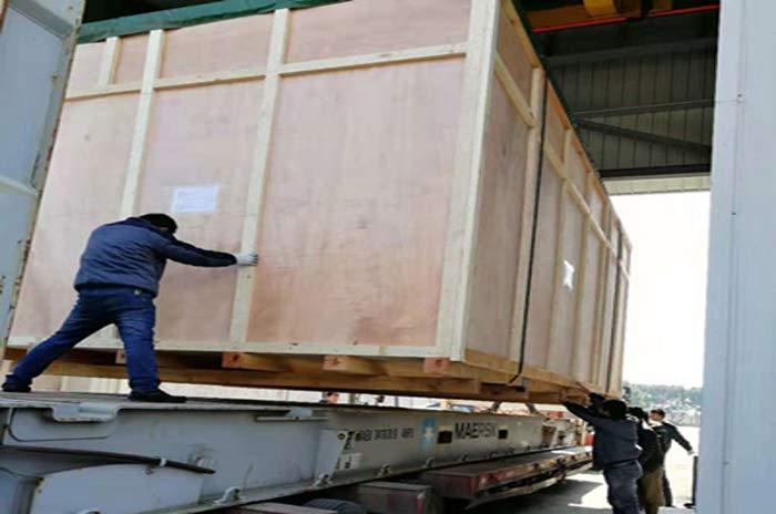 免熏蒸大型出口木箱