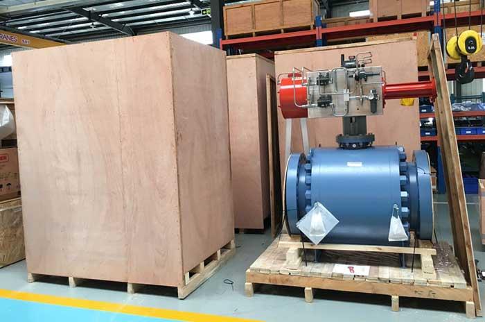 重型出口木箱包装