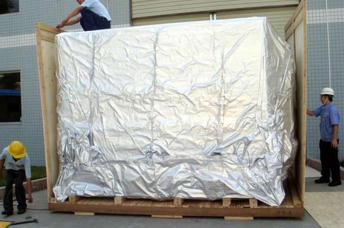 大型出口真空木箱